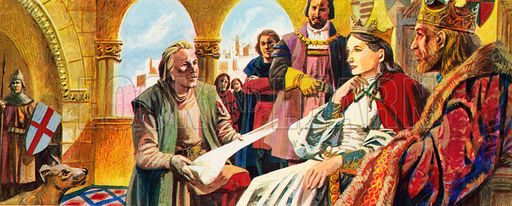 an introduction to the history of spain and the marriage of ferdinand of aragon and isabella of cast Under ferdinand and isabella, the spanish inquisition, a form of church court, was established for the first time unity existed among the people of spain, a unity of both faith and of territory during ferdinand and isabella's reign the beginnings of a world power were established.